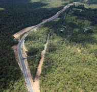 LANDSCAPE REGENERATION AT GLENUGIE UPGRADE OF THE PACIFIC HIGHWAY