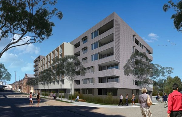 North Eveleigh Affordable Housing