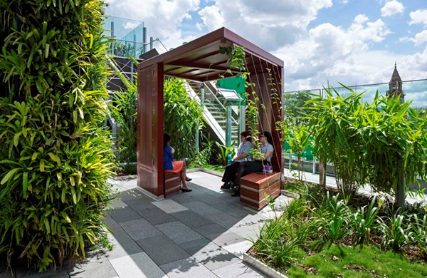 Designed for Healing - The Gardens of the Lady Cilento Children's Hosptial