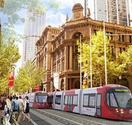 Sydney CBD & South East Light Rail Reference Design