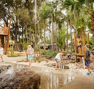 Adelaide Zoo Nature's Playspace