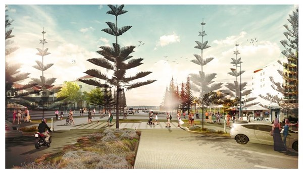 Rockingham Beach Foreshore Master Plan